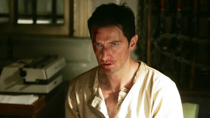 Richard Armitage as John Porter in Strike Back (Credit: Sky)