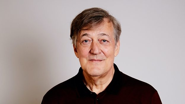 Stephen Fry (Credit: BBC)
