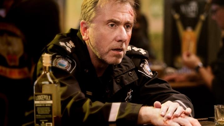 Tim Roth as police chief Jim Worth (Credit: Sky)