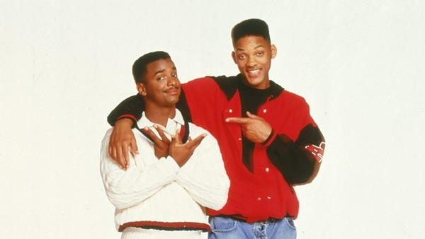 The Fresh Prince of Bel-Air (credit: BBC)