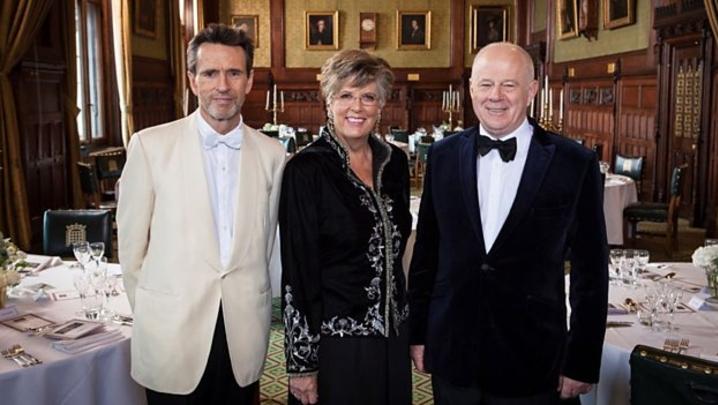 BBC, Great British Menu, Food, Houses of Parliament