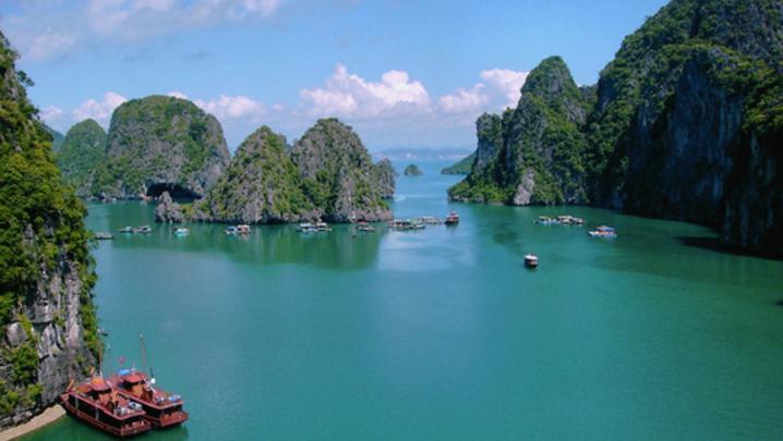Asia, travelling, drama, Channel 4, Vietnam