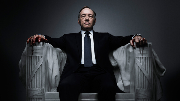 House of cards, kevin Spacey,