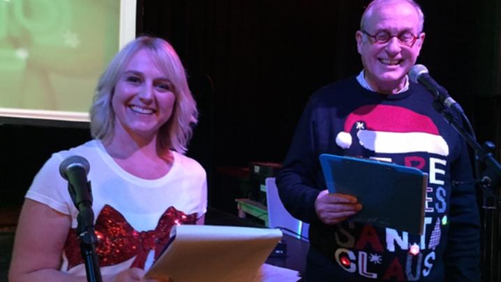 Ellie Barker and Bob Crampton ITV West