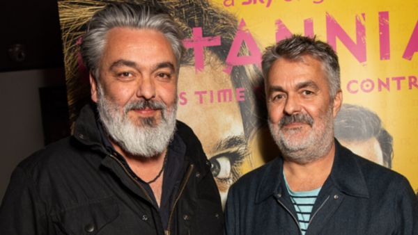 Jez Butterworth and Tom Butterworth (credit: Paul Hampartsoumian)
