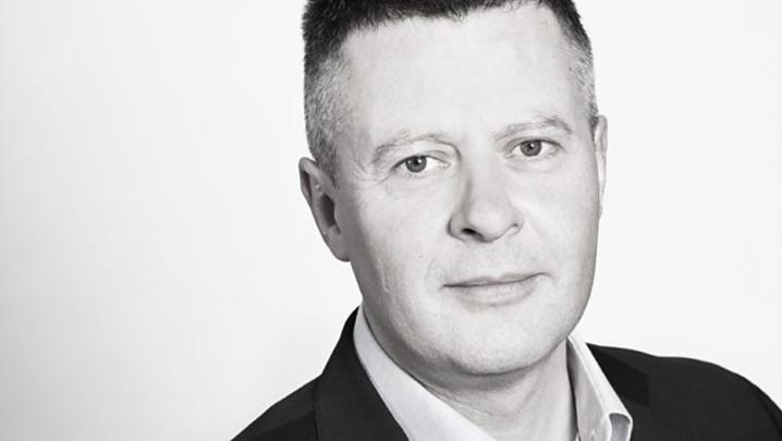 Joe Godwin, Head of BBC Birmingham (Credit: BBC)