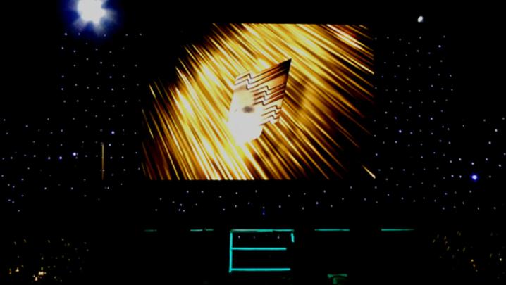 NETB Awards 2018 Stage