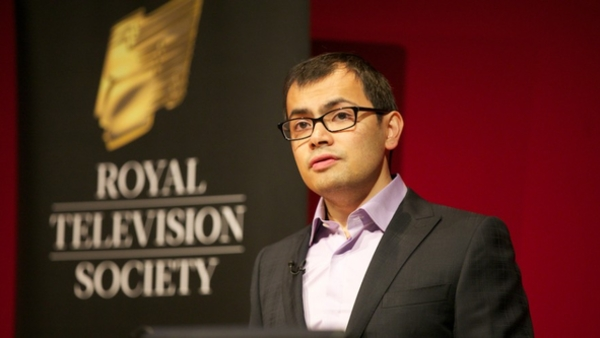 Demis Hassabis (Credit: RTS/Paul Hampartsoumian)