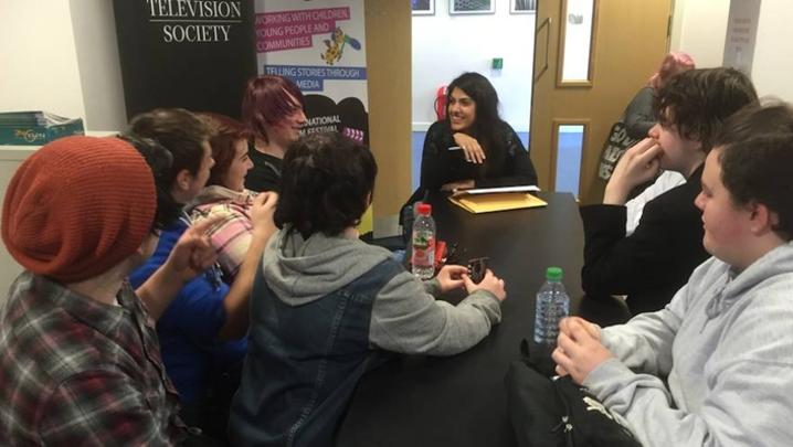 Q&A session with Naz Mantoo