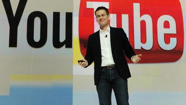 Robert Kyncl (credit: YouTube)