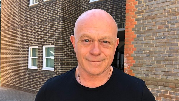Ross Kemp (Credit: BBC)