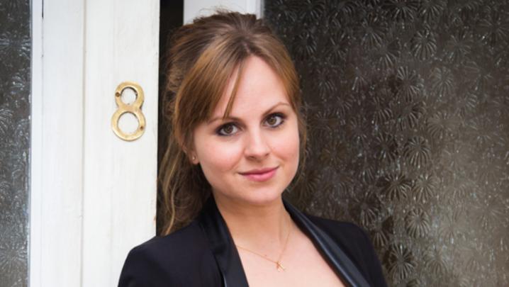 Tina O'Brien as Sarah-Louise (Credit: ITV)