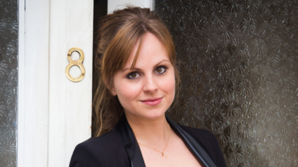 Tina O'Brien as Sarah-Louise (Credit: ITV)