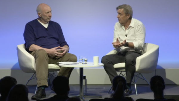 Andy Harries in conversation with Alex Graham
