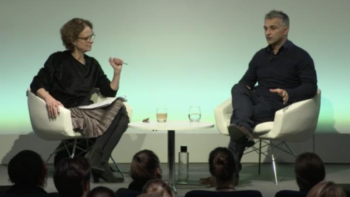 David Nath in conversation with Ruth Pitt
