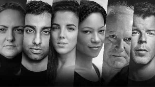 Laura Checkley, Jamie-Lee O'Donnell, Stephen Wight, Faraz Ayub, Ron Donachie and Laura Checkley(credit: Channel 4)