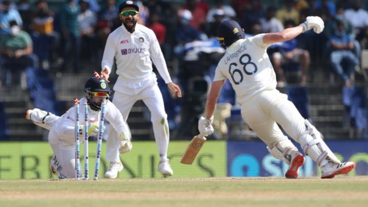 India vs England second Test, 2021 (Credit: BCCI/Pankaj Nangia)