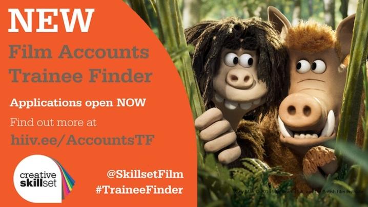 Creative Skillset Launches Film Accounts Trainee Scheme (Credit: Creative Skillset)