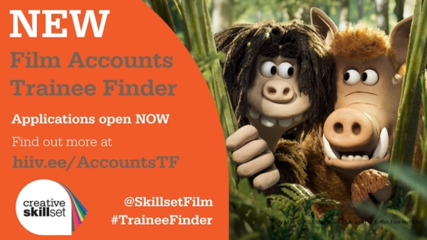 Creative Skillset Launches Film Accounts Trainee Scheme (Credit: Creative Skillset)