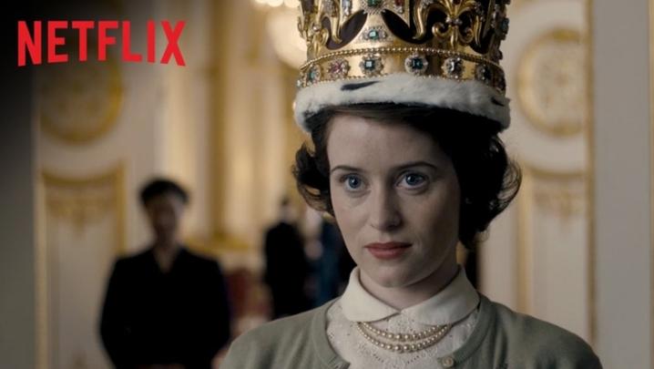 Claire Foy as Queen Elizabeth II (Credit: Netflix)