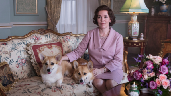 Olivia Colman as HRM Queen Elizabeth II (Credit: Sophie Mutevelian)