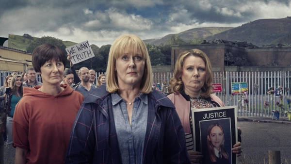 Sarah Lancashire in The Accident (credit: Channel 4)