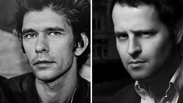 Ben Whishaw and Adam Kay (Credit: BBC)