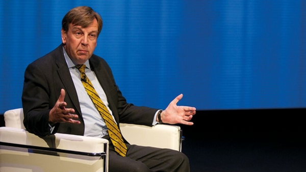 John Whittingdale (Credit: Paul Hampartsoumian)