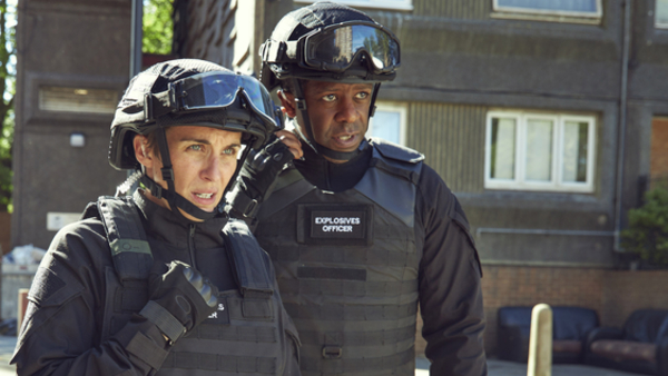 Vicky McClure and Adrian Lester (Credit: ITV)
