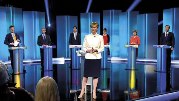 Leaders debate 2015