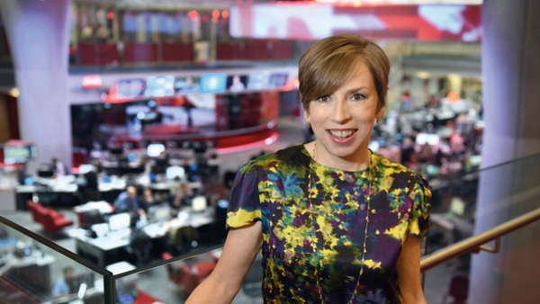 Fran Unsworth (Credit: BBC)