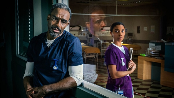 Casualty's current series, its 36th (Credit: BBC)