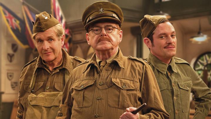 Dad's Army (Credit: UKTV)