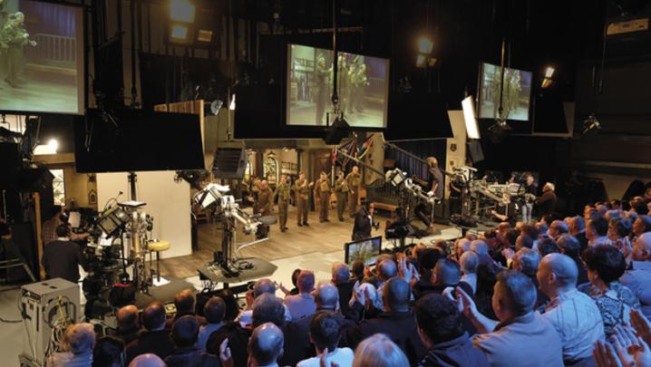 Dad's Army: The Lost Episodes (Credit: Ollie Upton/ UKTV)