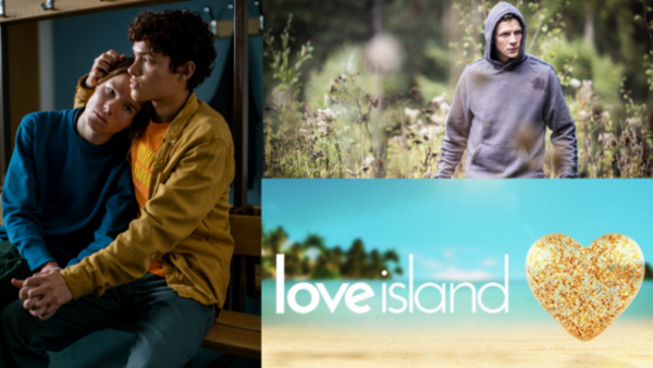 Young Royals, Before We Die and Love Island (credit: Netflix/ Channel 4/ ITV)