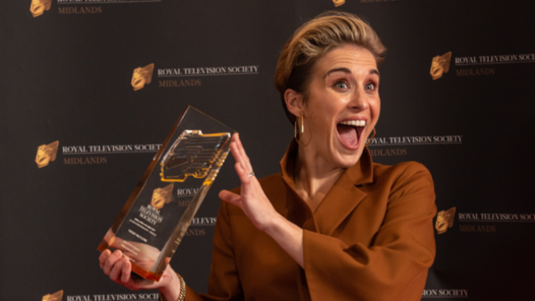 Vicky McClure awarded Best Female Actor at the RTS Midlands Awards 2019