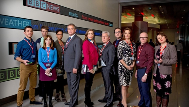 BBC, W1A, Hugh Bonneville, Jessica Hynes
