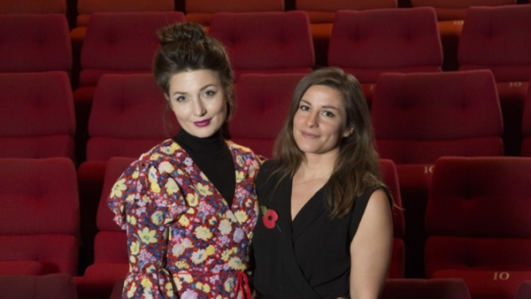 Kate Baxter and Elizabeth Dixon won last year for their film Whirlpool (Credit: AHRC)