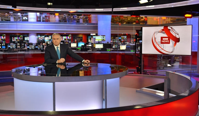 BBC News at Ten with Huw Edwards