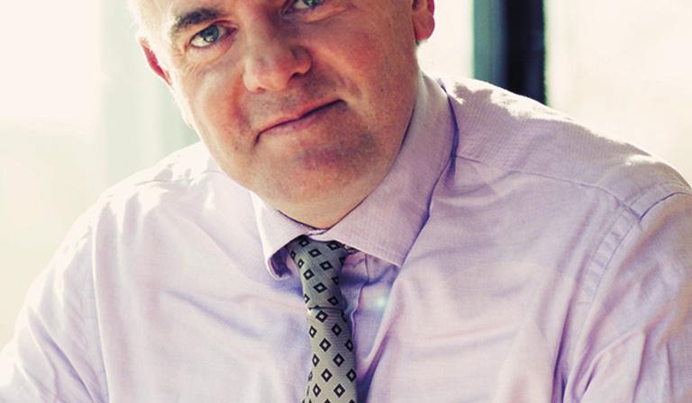 """Noel Curran, Director General or RTÉ (Credit: RTÉ)"""