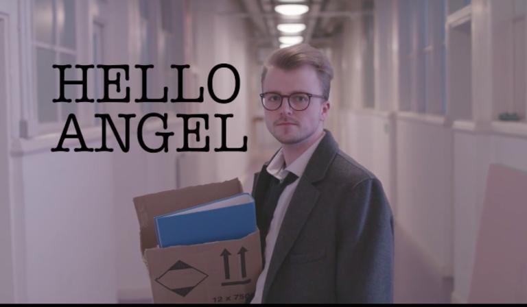 Student Awards 2020 Hello Angel