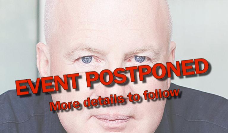 Kevin Roberts Postponed