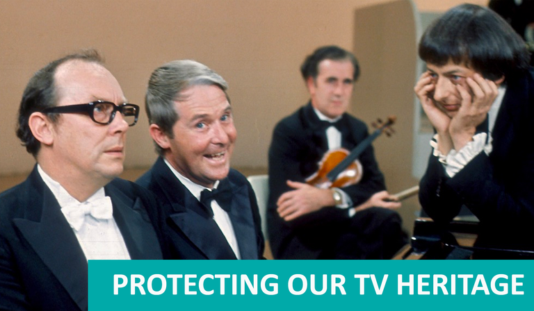 Protecting Our TV Heritage