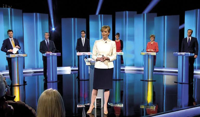 Leaders debate 2015