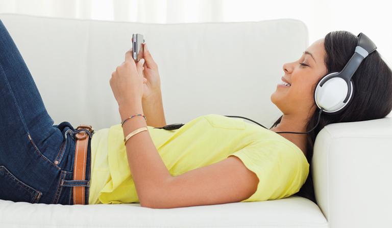 TV on smartphones
