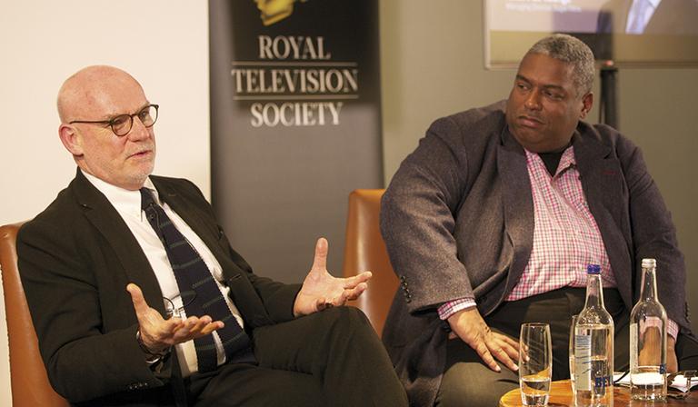 Gary Davey, Sky, television,