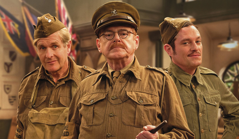 Dad's Army (Credit: UKTV)