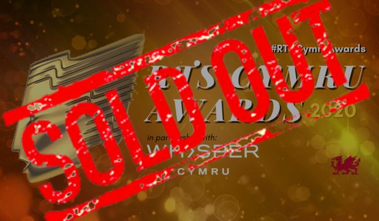 RTS Cymru Wales Awards 2020